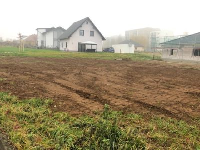 Baugrundstück - komplett erschlossen - keine Maklerprovision, Bauträgerfrei