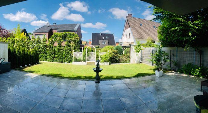 Mauritzviertel, Ruhige 3 Zimmer-Wohnung mit Garten