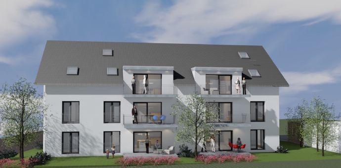 2-Zimmer-Neubauwohnung Untergeschoss in Friesenheim