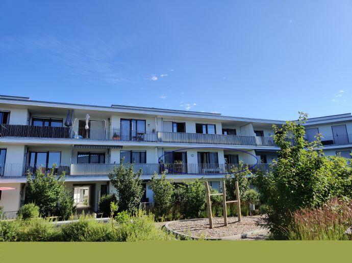 Erlangen neuwertige 4-Raum-Wohnung in familienfreundlicher Lage, mit Aufzug, 2 Balkons und hochwertiger Einbauküche, Erstvermietung nach Eigennutzung