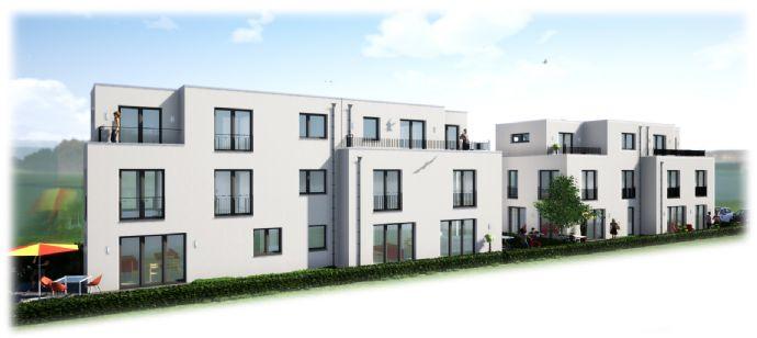 Neubau einer Doppelhaushälfte