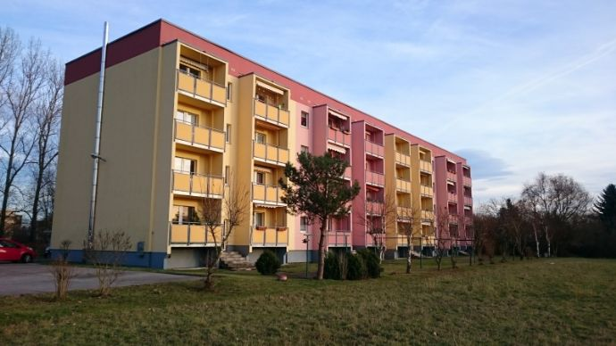 Schöne Wohnung mit Balkon in Borsdorf