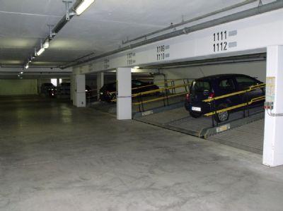 Potsdam Garage, Potsdam Stellplatz