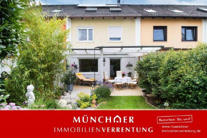 Traumhaftes Reihenhaus in Top-Zustand mit vielen Highlights in Höhenkirchen!