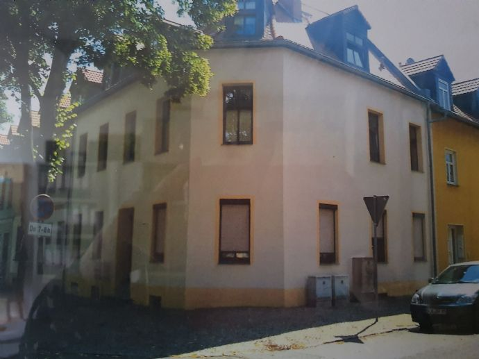 2-Raumwohnung in Bernburg