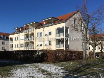 2-Raum Wohnung mit Loggia zur Südseite - TG-Stellplatz inklusive - Nähe zum Kulkwitzer See
