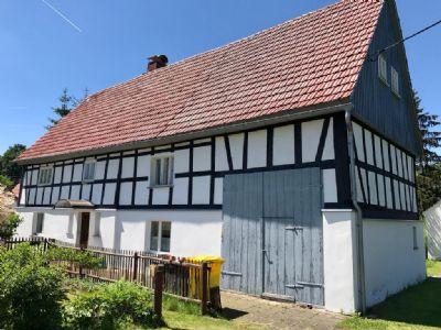 Großzügiges Wohnen mit einem Garten in Dittersbach a. d. Eigen