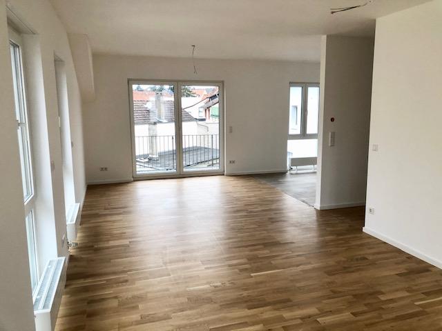 Wohnen in der City - 3- ZKBB Whg. - Erstbezug/Neubau - DG - Garage !