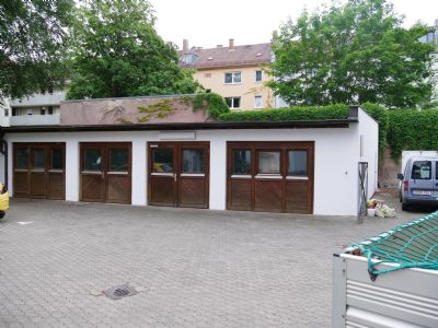 Nürnberg Halle, Nürnberg Hallenfläche