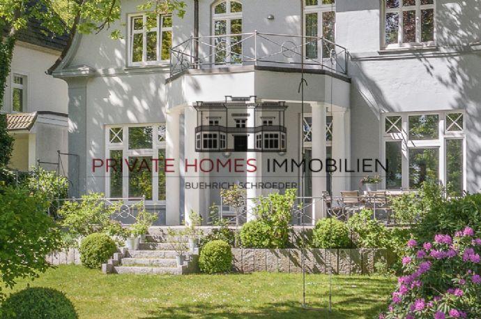 Klassizistische Villa mit traumhaften Blick