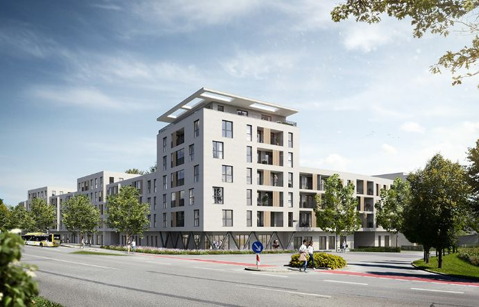 2-Zimmer-Wohnung im Johanniter-Quartier Gersthofen - pflegenahes wohnen und leben