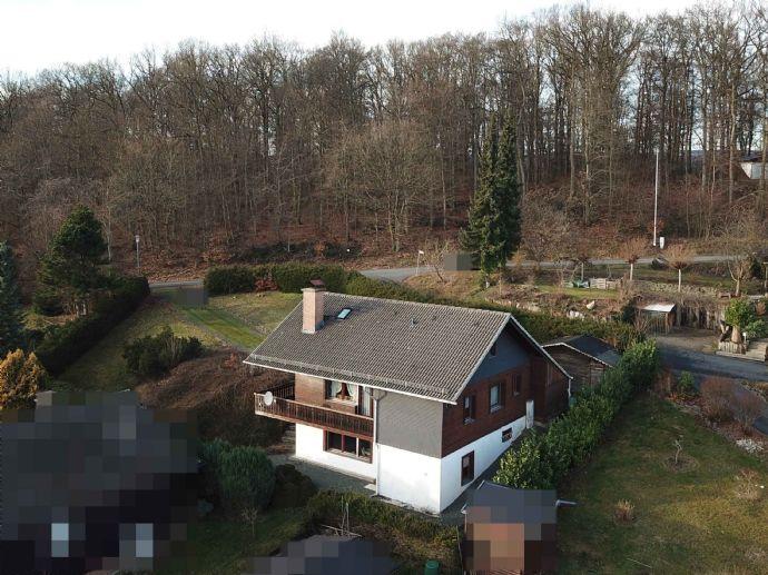 Naturnahes Wohnen mit großem Garten und schönem Ausblick - PROVISIONSFREI!