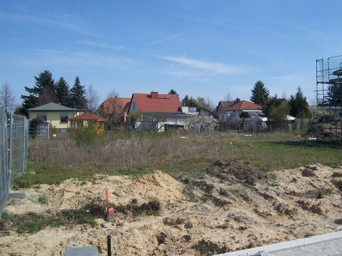 Fast letztes Baugrundstück in Schulzendorf
