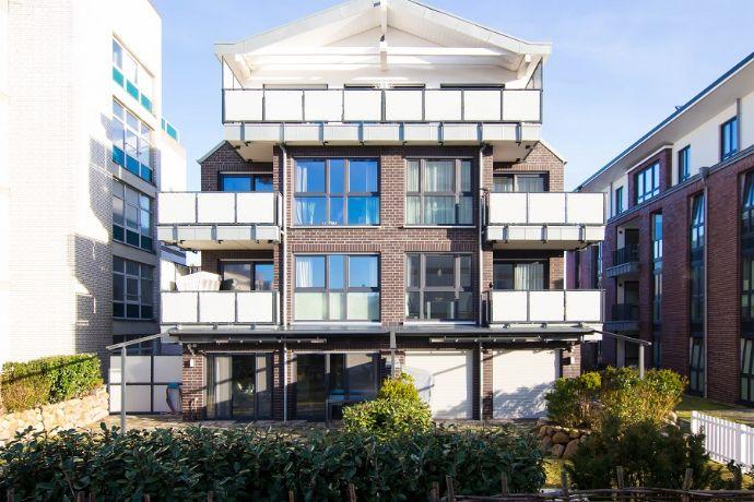 Exklusive, moderne Stadtwohnung in Strand naher, zentraler und dennoch ruhiger Innenstadtlage!