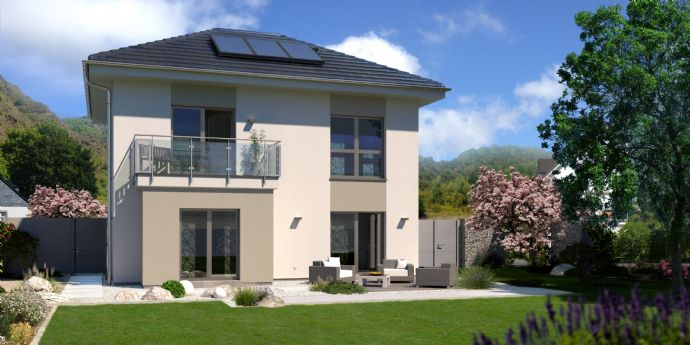 Moderne Stadtvilla im Grünen zum Mietpreis ab 820€ monatlich - Schaffen Sie sich Wohneigentum!