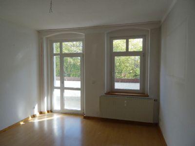 2 Raumwohnung mit Balkon in Rauschwalde