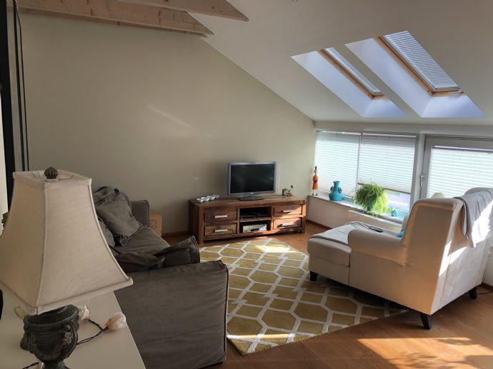 Traumwohnung in Stralsund 2-Raum-Wohnung im Dachgeschoss