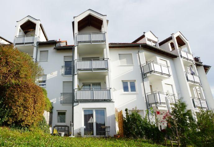 Platz für die ganze Familie mit Blick über die Dächer von Reichenbach