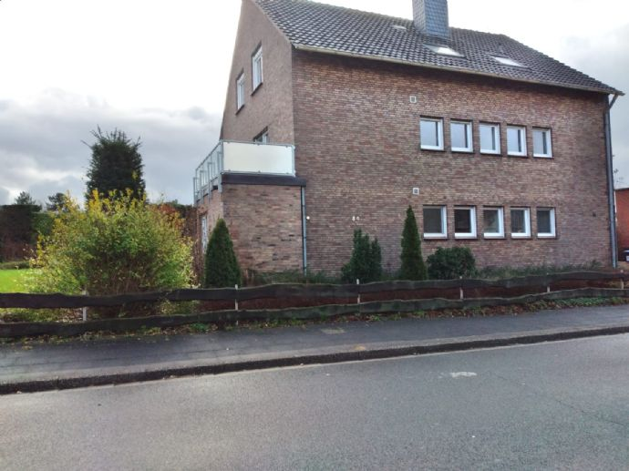 Single-Appartement in guter, ruhiger Wohnlage von Moers-Schwafheim