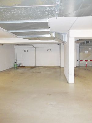 Waldheim Garage, Waldheim Stellplatz