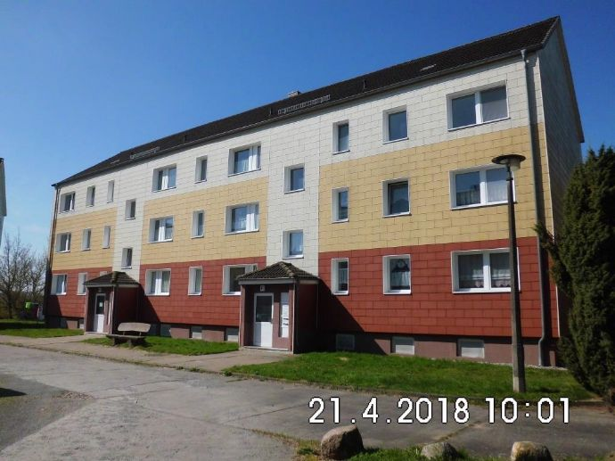3-Raum-Wohnung im Wohnpark Panoramablick