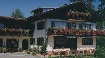 Gästehaus Schmid & Reitzner Ferienwohnung 5: Waldesruh