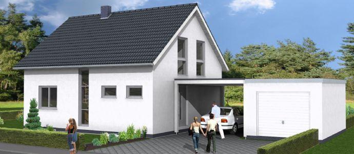 Wir bauen Ihr Zuhause - Ein OHB Massivhaus Stein auf Stein mit individueller Planung (inkl. Grundstückskosten, ohne Doppelgarage)