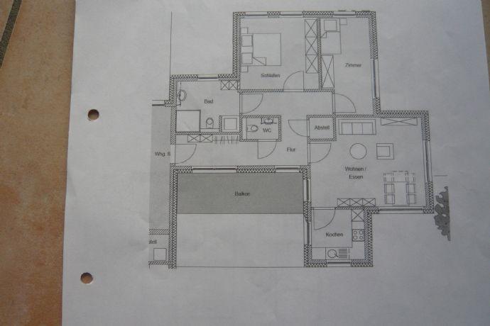 Barrierefreie 3-Zimmer Wohnung, Neubau, hochwertige Ausstattung, OS-Nahne