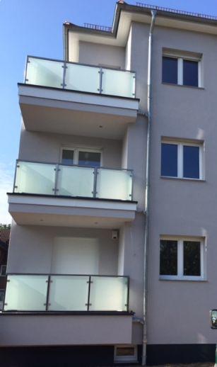 ERSTBEZUG barrierefreie 3-Zimmer-Wohnung im Zentrum von Soltau