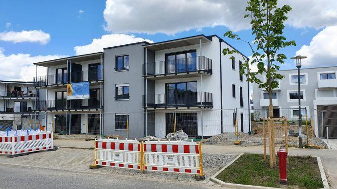 3-Zimmer EG Wohnung in Memmingen im Niedrigenergiehaus
