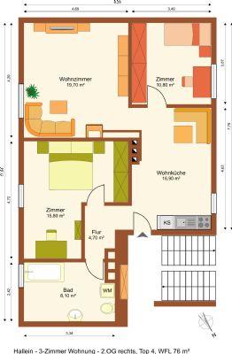 Hallein Renditeobjekte, Mehrfamilienhäuser, Geschäftshäuser, Kapitalanlage