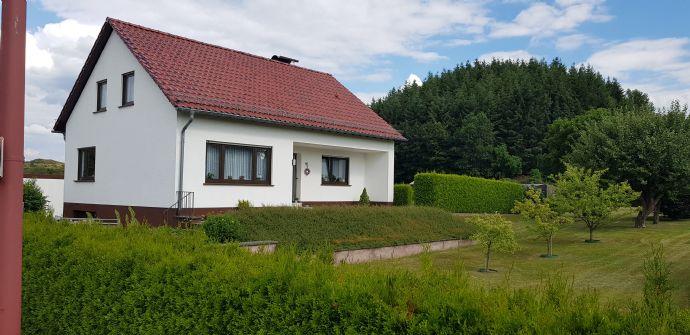 Freistehendes Einfamilienhaus in schöner und ruhiger Lage