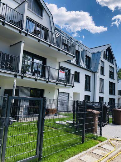 Neubau- elegante und moderne 2 Zimmer Gartenwohnung, in München, Stadtteil Thalk.Obersendl.-Forsten-Fürstenr.-Solln, zu vermieten