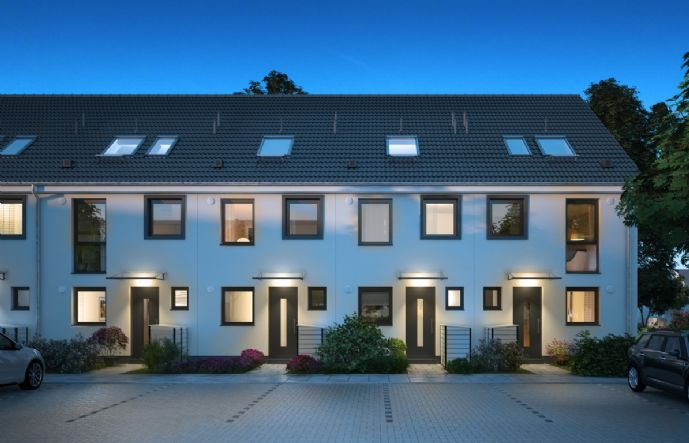 Familientraum im Bremer Süden: Clevere Grundrisse sorgen für optimale Raumnutzung
