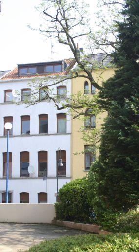 WG-geeignete Wohnung in der City Aachens