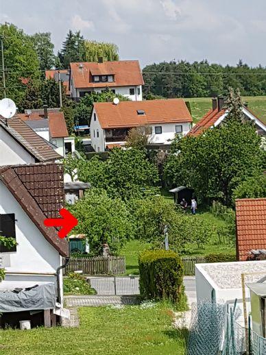 Sonniger Bauplatz in Nürnberg Brunn