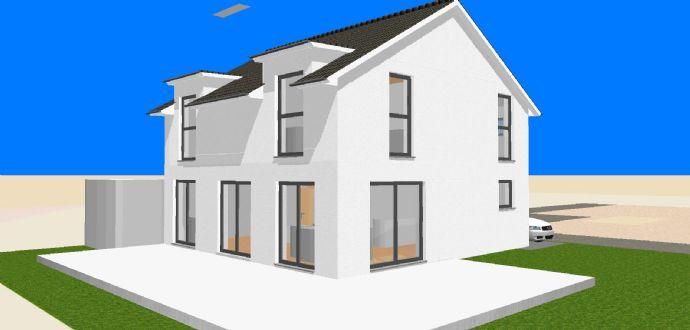 Einfamilienhaus, freistehend in direkter Feldrandlage