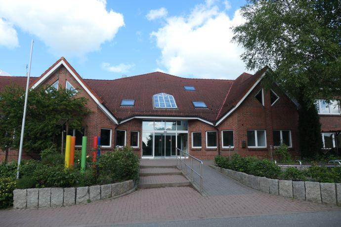 Ehemalige Seniorenwohnanlage - etwa 7 km von der Hochschule Stralsund entfernt