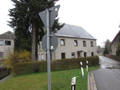 Wohn & Geschäftshaus in top Lage von Bretnig-Hauswalde mit Wasserzugang