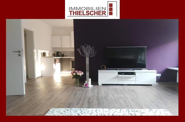 Moderne Maisonette-Wohnung inkl. Einbauküche im Zentrum von Wassenberg