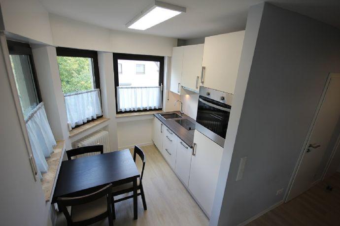 MÖBLIERT - moderne City-Wohnung - einfach einziehen