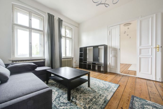 Furnished 2 room apartment in Schöneberg