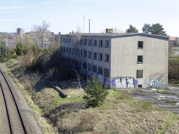 ehem. Unterkunftsgebäude in Oebisfelde-Weferlingen
