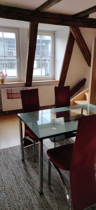 RESERVIERT - 2,5 Zi.-Maisonette-Wohnung in Kulturdenkmal am Galgenberg