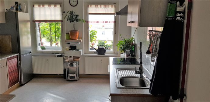 Großzügige 2 Zimmer-Wohnung am Dippser Bahnhof