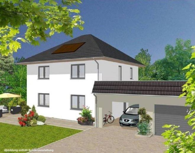 Ihr geräumiges Stadthaus - mit Ausbaureserve einer Dachterrasse