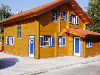 Blockhaus Neu