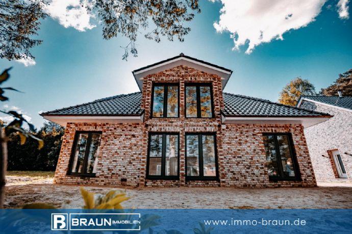 Luxuriöses Einfamilienhaus KfW 55 mit Kamin und einem traumhaften Grundstück!