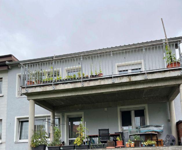 Exklusive 3-Z. Wohnung mit großem Balkon in Enkheim