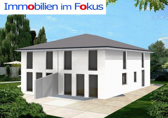 Pinneberg - Stadtvilla als Doppelhaus in schöner Wohnlage